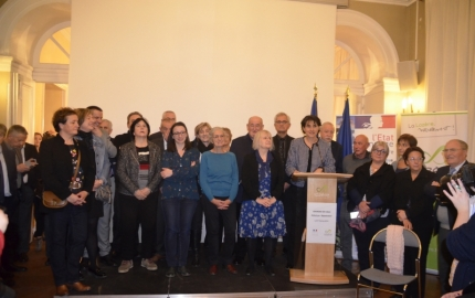 Cérémonie des vœux 2019 aux forces vives du département de la Lozère