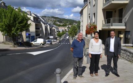 Plus de 200 000 euros pour remettre en état l'Allée Piencourt