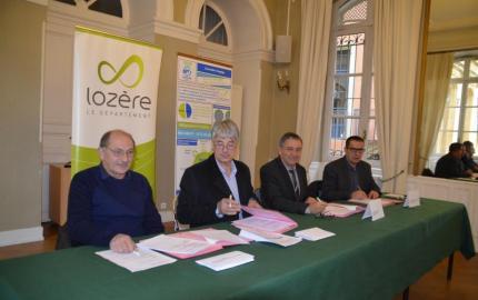 Les Programmes Locaux  de prévention des déchets et le contrat ZDZG sont signés !
