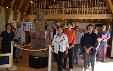 Javols : les 50 ans de la découverte de la statue de Sylvain Sucellus