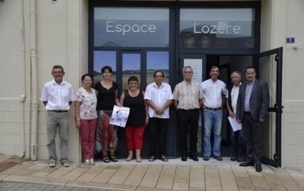 5ème étape du TFCIA de Mende au Mont Lozère