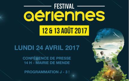 Festival Les Aériennes, pour planer en musique !