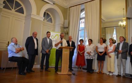 Le Prix du Genêt d'Or 2015 décerné à Jacques VIALA
