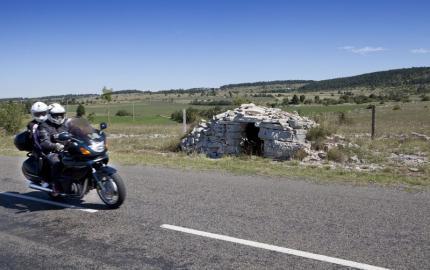 Paradis des motards : la Lozère s'expose au Salon de la moto à Paris
