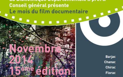 Mois du Film documentaire 2014