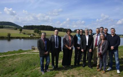 Rencontre entre les acteurs de l'eau Lozérien et Ardéchois du Bassin Loire-Bretagne