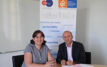 ERDF et la Maison de l'emploi partenaires pour favoriser l'accès au numérique pour tous