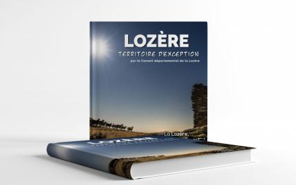 """""""Lozère, territoire d'exception"""",  252 pages pour vanter les richesses du territoire"""