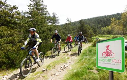La Lozère labellisée Territoire Vélo