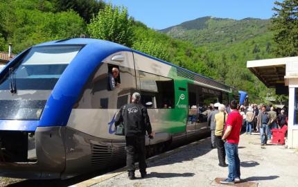 Trains SNCF: le mécontentement du Département de la Lozère