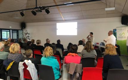 Réunion d'information sur le projet de reprise de l'EHPAD d'Auroux