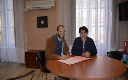 Démographie médicale: Hugo Savajols signe pour la Lozère