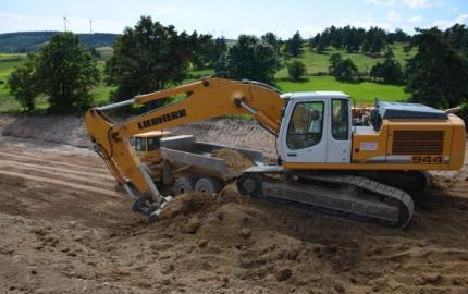Aménagement de la RD 806 au Can de la Roche : le chantier redémarre