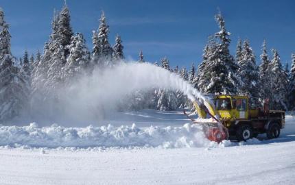 Le dispositif Viabilité hivernale est activé !