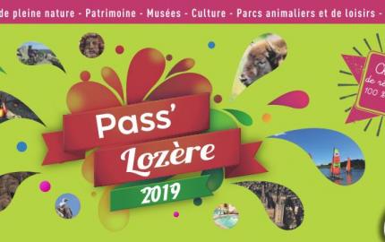 Le Pass Lozère 2019 disponible !