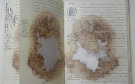 La restauration des Archives