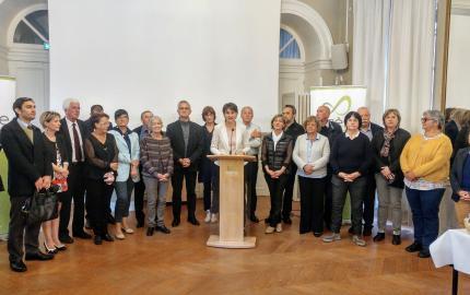 Le Conseil départemental inaugure son «Espace Olympe de Gouges»