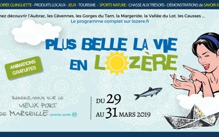 La Lozère bientôt à Marseille