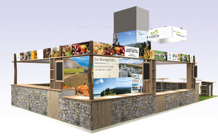 La Lozère investit le Salon de l'agriculture