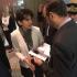 Rencontre avec le 1er Ministre lors du Conseil national de la Montagne