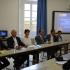 Sophie Pantel inaugure la licence 1 de la FDE