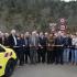 Fin de travaux: Le Département  inaugure le Pont de Jonchères