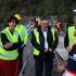 Routes : Le tablier du pont Louis Philippe soulevé pour remplacer les appareils d'appui